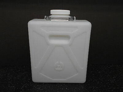 Nalgene 5 Gallon/20 Liter Hdpe Rectangular Carboy