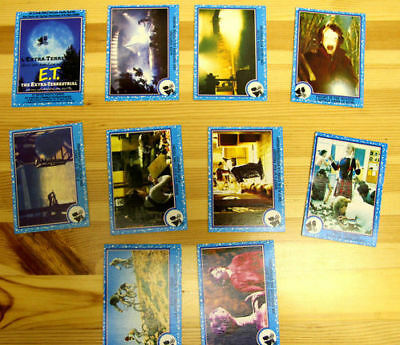 Lot of O-Pee-Chee E.T. Picture Cards Series - 10/87 Cards