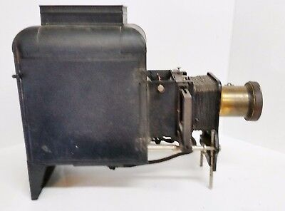 Delineascope 2x2 Magic Lantern Spencer Lens Co. Projector Model J