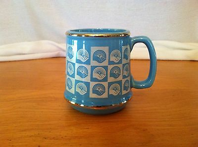 Vintage United Way Coffee Cup//Mug 8 Ounce//USA