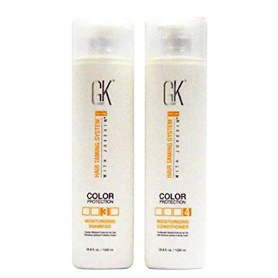GK - Global Keratin Moisturizing Shampoo + Conditioner 945ml