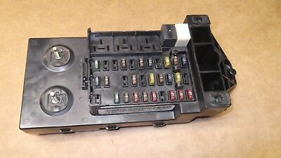1999-03 Ford F150 Interior Fuse Box Relay Block Panel Under Dash 1L3T-14A067-Ab