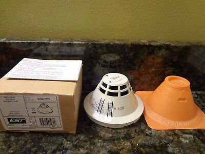 Brand New Siga Hfs Intelligent Smoke Detector Head Fire Alarm Free Shipping !!!