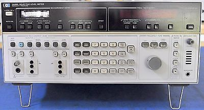 HP Agilent 3586A Selective Level Meter
