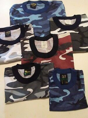 Boys TeeShirts Made in USA sizes XSmall, (2-4), XLarge (18-20)
