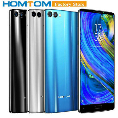 UNLOCKED HOMTOM S9 Plus 5.99'' 4G Smartphone Android 7 Octa Core 3*Camera 4+64GB