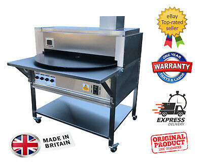 """Commercial Automatic Rotary Tandoor Oven/ Roti Naan Machine 40"""" Disk"""