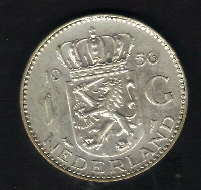 Netherlands Holland pre Euro coinage Silver Guilder