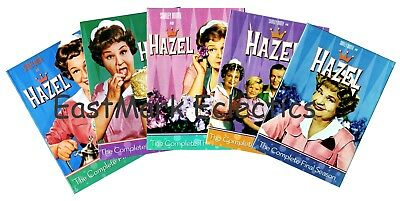 Hazel: The Complete Series, Seasons 1-5 (20-DVD Set) 1 2 3 4 5