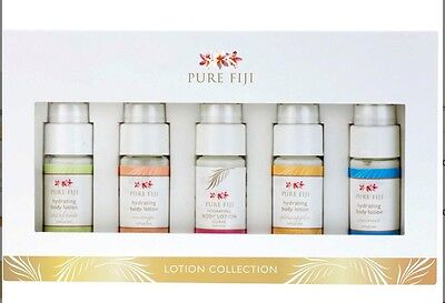 Pure Fiji Gift Pack Lotion Collection With 5 Infusions