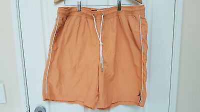 Mens Nautica Swimming Surf Boardshorts Shorts Size: XL