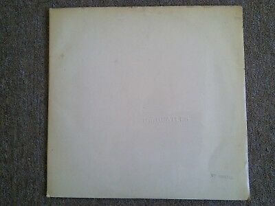 The Beatles - White Album  Original Vinyl MONO LP Double No.0085218(Low)