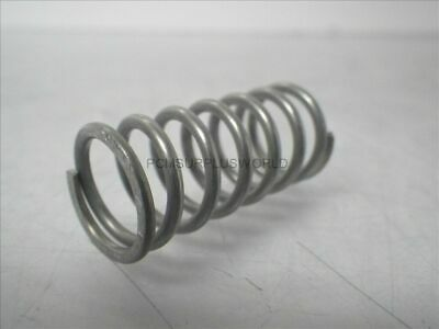 """Compression Spring 1.500"""" Free Length X 0.720"""" OD Stainless Steel (New)"""