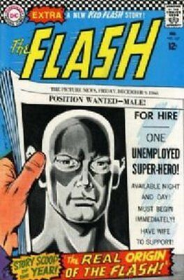 Flash (Vol 1) # 167 (VryFn Minus-) (VFN-) DC Comics AMERICAN