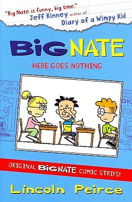 Big Nate Compilation 2: Here Goes Nothing by Lincoln Peirce (English) Paperback