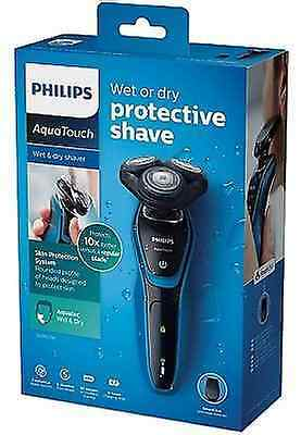 Philips S5050/06 Aqua Touch Wet and Dry Electric Shaver Free shipping @h