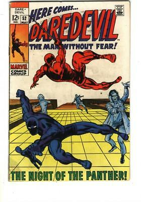 Daredevil #52 MID GRADE Marvel Comics