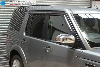 For Land Rover Discovery 3 & 4 Wind Deflectors Set (4 pieces)