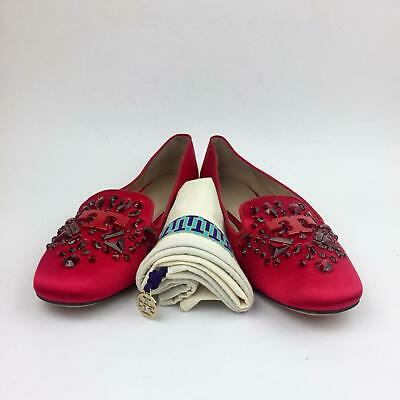 8a3d1cf023b TORY BURCH  DELPHINE  Embellished Loafer sz 9 -  59.93