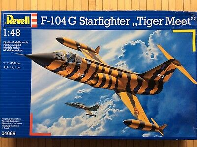 "Revell 1/48  F—104  Starfighter  ""Tiger Meet"""