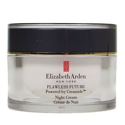 Elizabeth Arden Ceramide 50ml Night Moisturising Cream Flawless Future