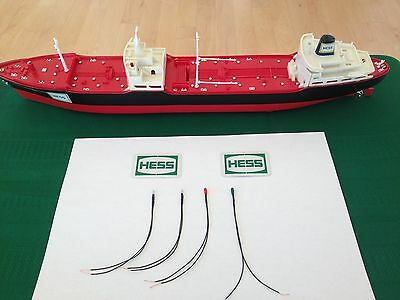 """ 1966   Hess   Voyager  Ship  Light  Parts "" -  New"