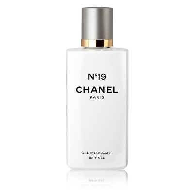 CHANEL N°19 No 19 Bath And Shower Gel 200ml Gel Moussant 6.8 fl.oz. Discontinued