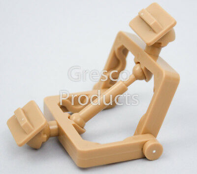 Dental Lab Plastic Articulator with Posterior Stop - 25 Count - NEW