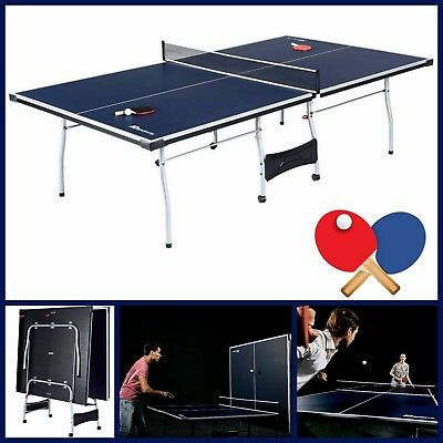 Charmant Ping Pong Table Tennis Official Size Folding Indoor Outdoor Home 9x5 Play  New