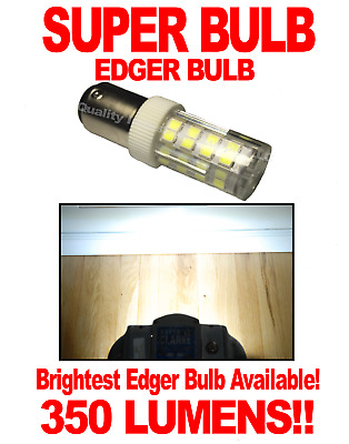 350 LUMENS LED Lightbulb for Clarke S7  B2, SL-7  edger sander 911113
