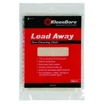 Kleenbore Lead Away Gun Cloth - Cleans Carbon Build Up -  Gc221 - High Quality