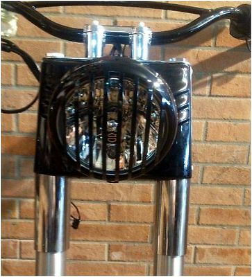 Griglia Faro Stile Rough Crafts Harley Davidson Softail Slim Fat Boy Heritage