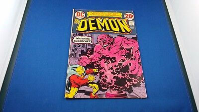 Dc The Demon #10 July 1973