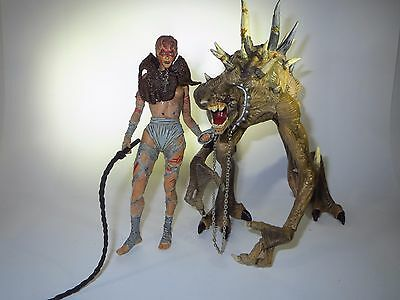 Jessica Priest & Mr. Obersmith Spawn McFarlane Toys Series 13 Action Figur Lose