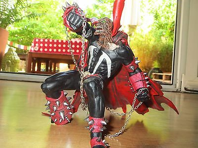 Spawn Issue i. 57 McFarlane Toys Cover Art Series 26 Action Figur Lose ! 18 cm