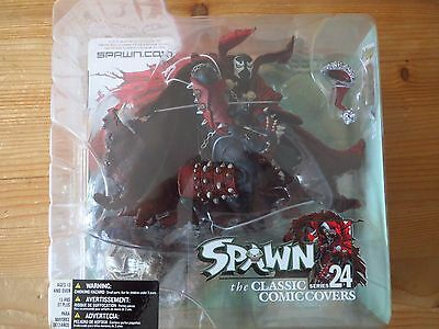 Spawn i.39 Issue 39 Masked Variant Classic Comic Covers Series 24 McFarlane Toys