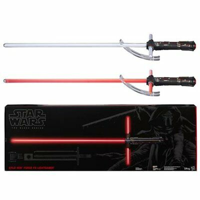 NEW Star Wars The Black Series Kylo Ren Force Fx Deluxe Lightsaber B3925