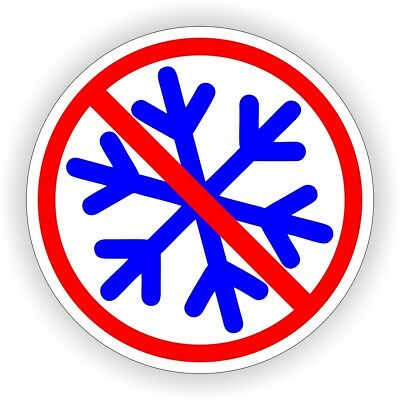 No Snowflakes Funny Hard Hat Sticker  Anti Liberal Trump Helmet Decal Label USA