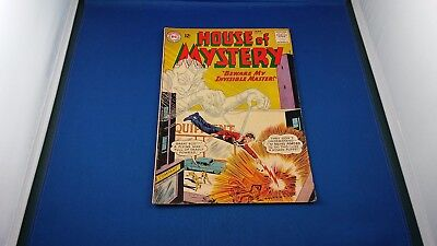 Dc House Of Mystery #132 Mar. 1963