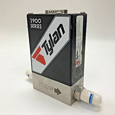 Tylan Mass Flow Controller PC-5900U, 50 SCCM GAS: HE