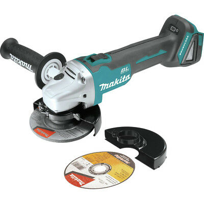 MAKITA 18v Lxt Li-Ion 4-1/2 in. Bl Cut-Off XAG03Z-R Recon