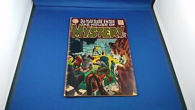 Dc House Of Mystery #177 Dec. 1968