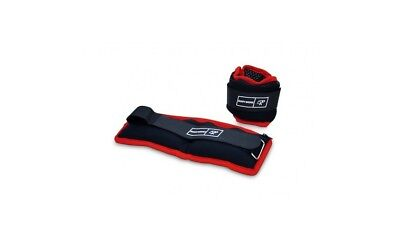 Adjustable Wrist/Ankle Weights 2lb or 5lb Perfect for Training, Physio, Rehab