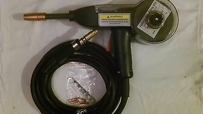 Eastwood MIG Welding Spool Gun includes extra tips also for LOTOS LONGEVITY AHP