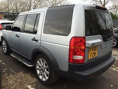 56 Land Rover Discovery 3 2.7 Tdv6 7 Seats, Aircon, Alloys Privacy Running Board