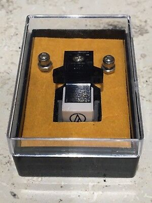 New Audio Technica AT3600L cartridge and diamond conical stylus