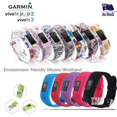 Replacement Wrist Band for GARMIN VIVOFIT JR JUNIOR JUNIOR 2 Fitness Wristband