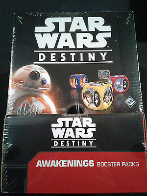 Sealed Star Wars Destiny Awakenings booster box FFG NEW!