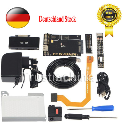 E3 Nor Flasher E3 Paperback Edition Downgrade Tool Kit for Flash Console DE