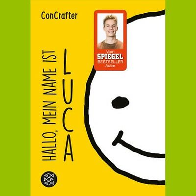 Hallo, mein Name ist Luca - ConCrafter